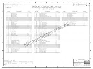 Apple MacBook Pro A1286 schematic – 820-3330