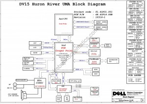 Dell Inspiron N5050 schematic – 10316-1