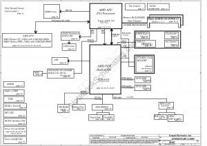 Samsung NP355V4C Schematic