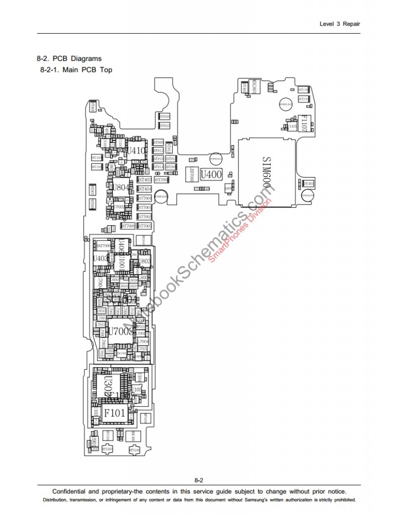 Samsung Galaxy S5 SM-G900F Service manual