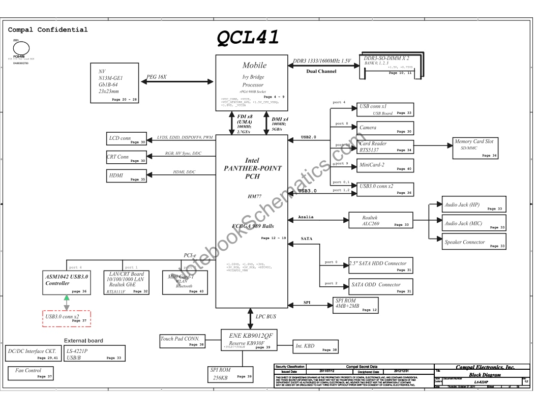 hight resolution of qcl41 schematic