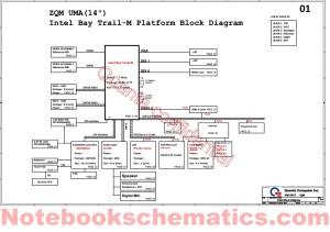 Acer Aspire E5411 Schematic & Boardview – Quanta ZQM