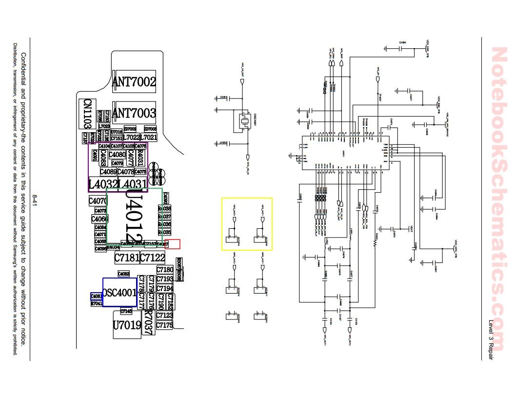 block diagram cellular phone
