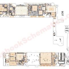 Iphone Schematic And Wiring Diagram Satoshi Kamiya 6s N71  820 5507 Schem Single Brd