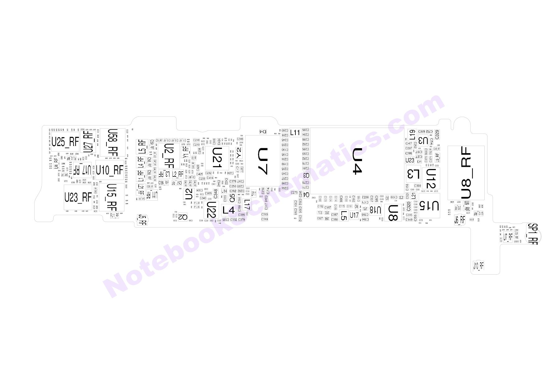 iPhone 5C 820-3581 Schematic & Boardviews