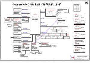 HP Pavilion 14-aw Series Schematic