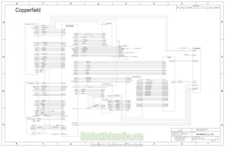 Moto G5 Plus XT1680 Schematic & Pcb Layout