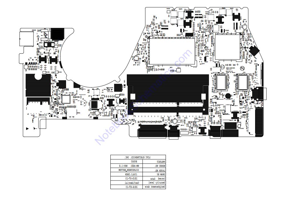 Lenovo Yoga 700-14ISK Schematic & PCB Layout