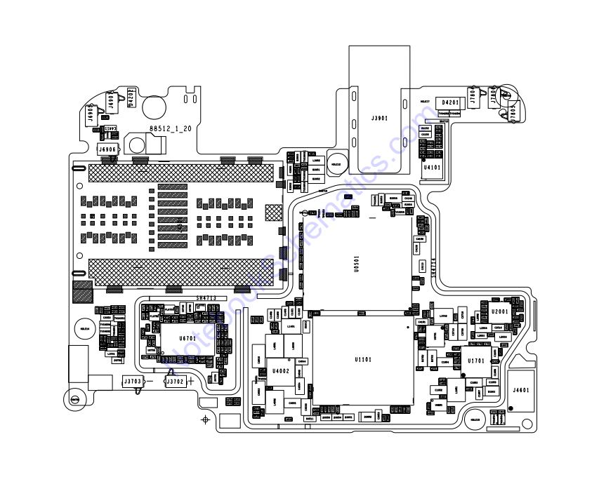Xiaomi CC9E Schematic & PCB Layout