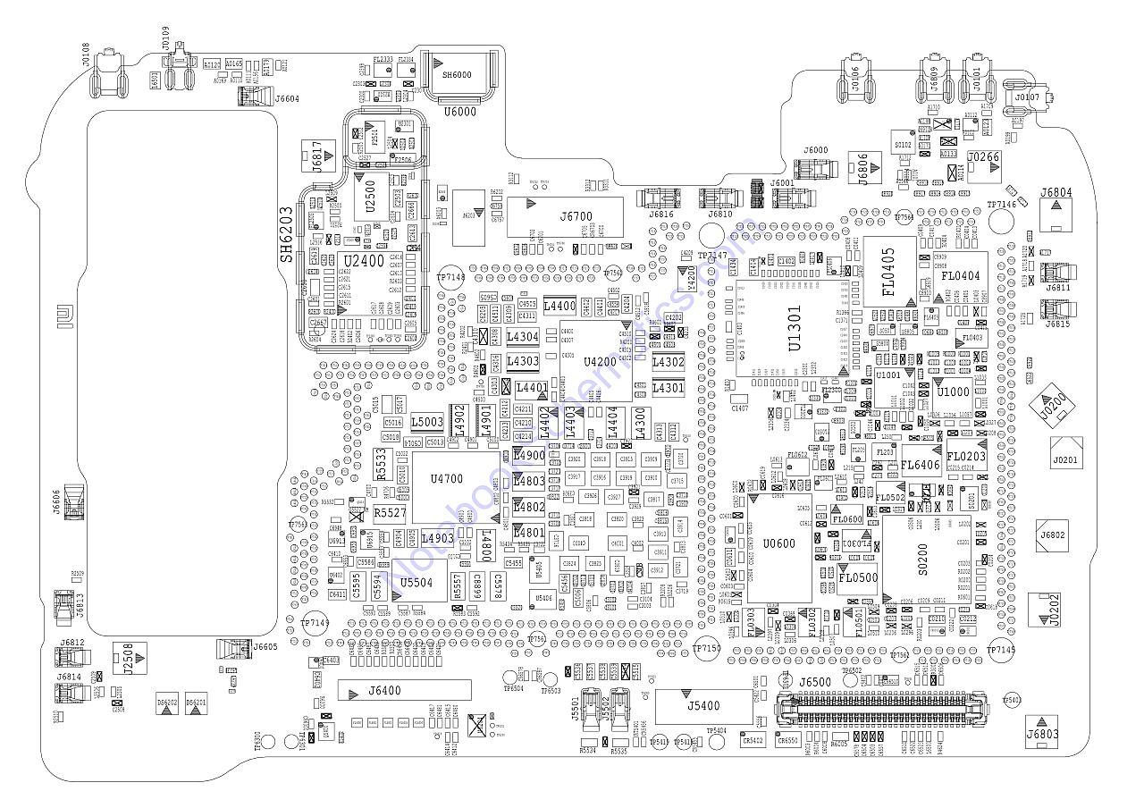 Xiaomi Mi 9 Pro Schematic & PCB Layout