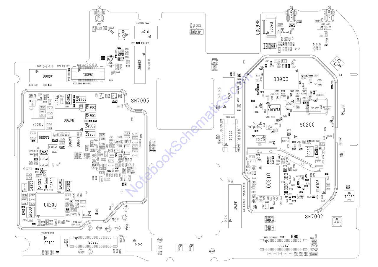 Xiaomi Poco X2 Schematic & PCB Layout
