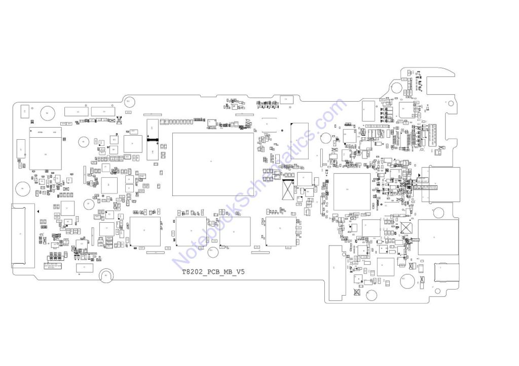 Acer Switch 3 SW312-31 Schematic