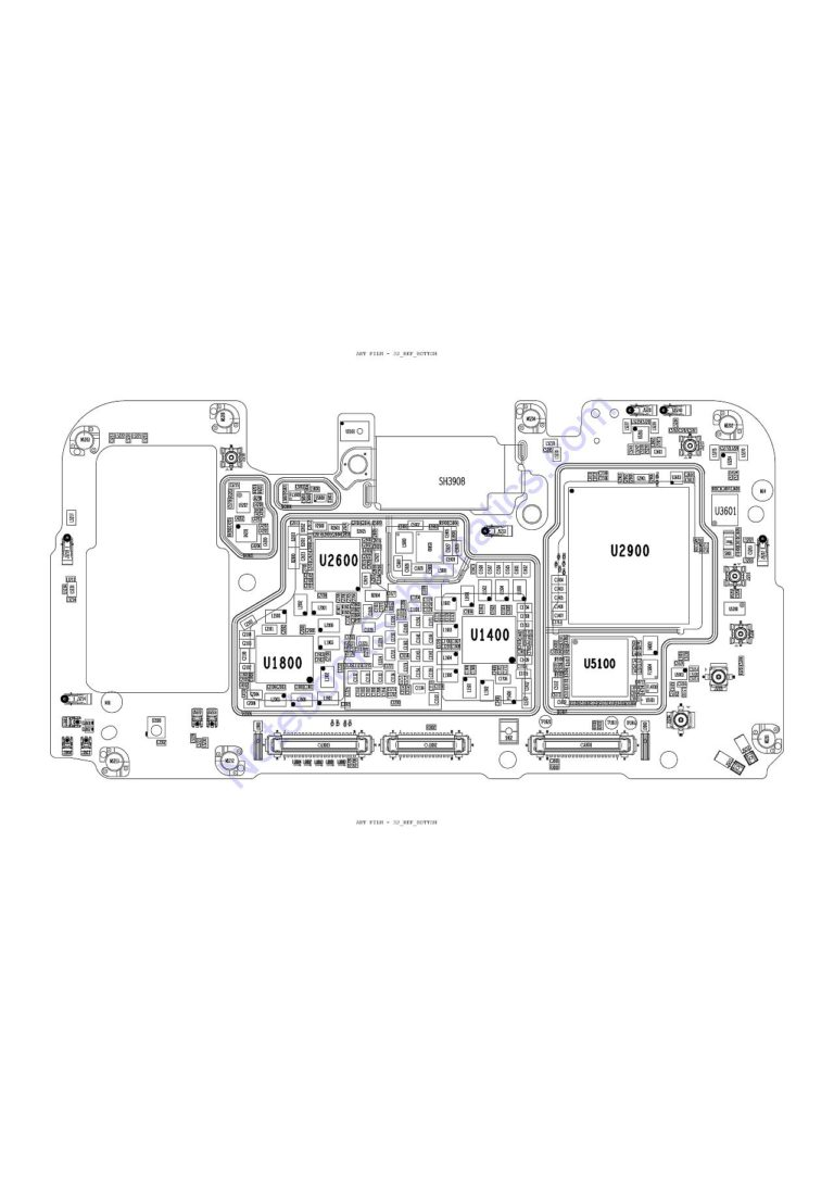 Xiaomi Black Shark 2 Schematic & PCB Layout
