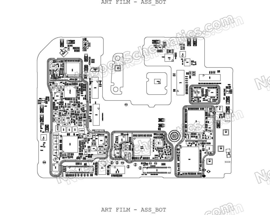 Redmi Note 9 boardview