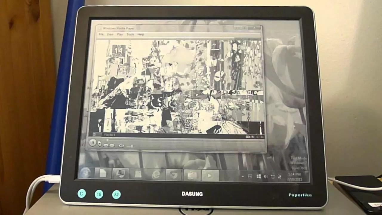 Paperlike e-ink PC desktop 13.3 600