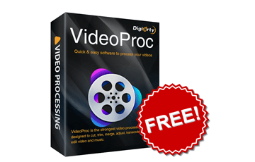 Get VideoProc License Key for FREE