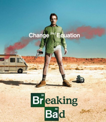 Breaking Bad...única!