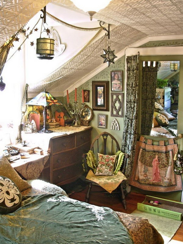 10 Beautiful Bohemian Bedroom Ideas  Noted List