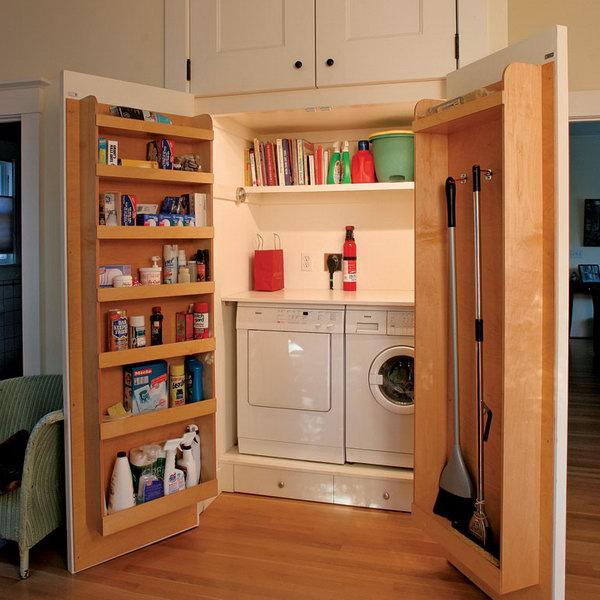 25 Laundry Room Organization  Storage Ideas  Noted List