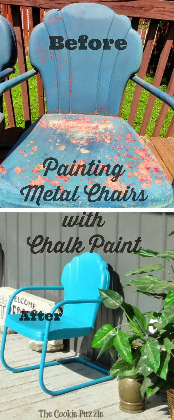20 Budget Friendly DIY Chalk Paint Furniture Ideas  Noted