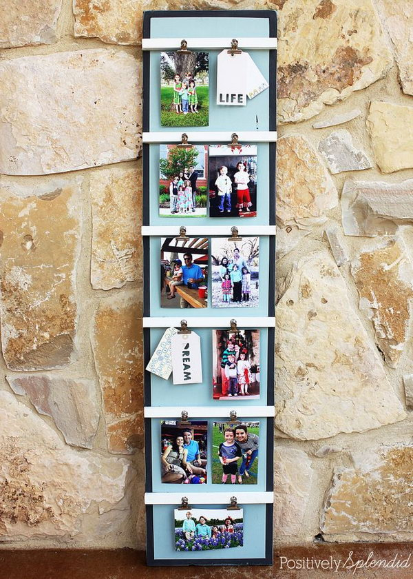 Hanging Family Picture Frames Wall