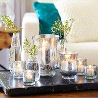20+ Beautiful DIY Mercury Glass Paint Ideas - Noted List