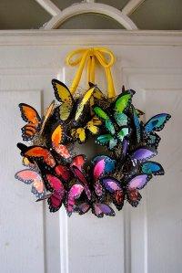 30+ Creative DIY Wreath Ideas and Tutorials - Noted List