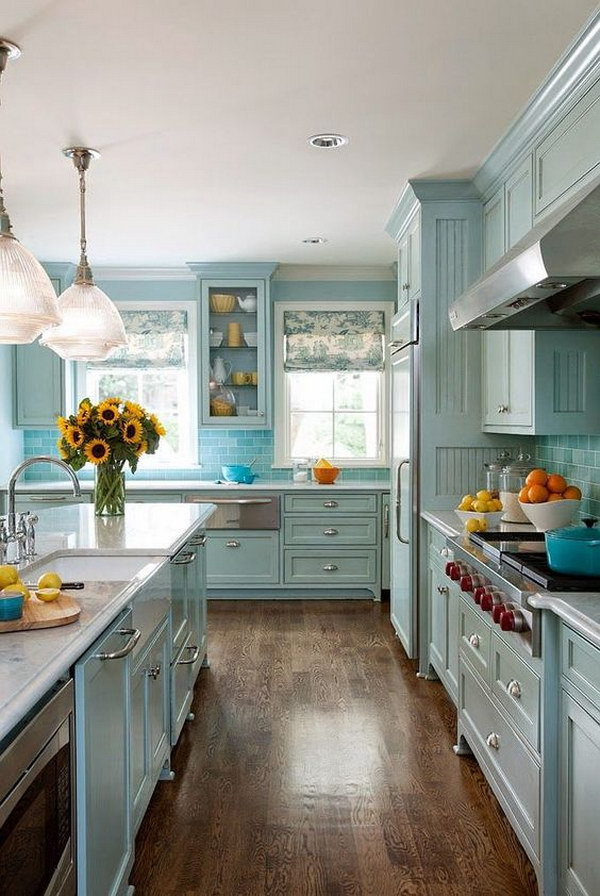 White Kitchen Paint Ideas