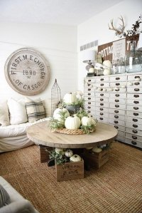 30 Pretty Rustic Living Room Ideas - Noted List