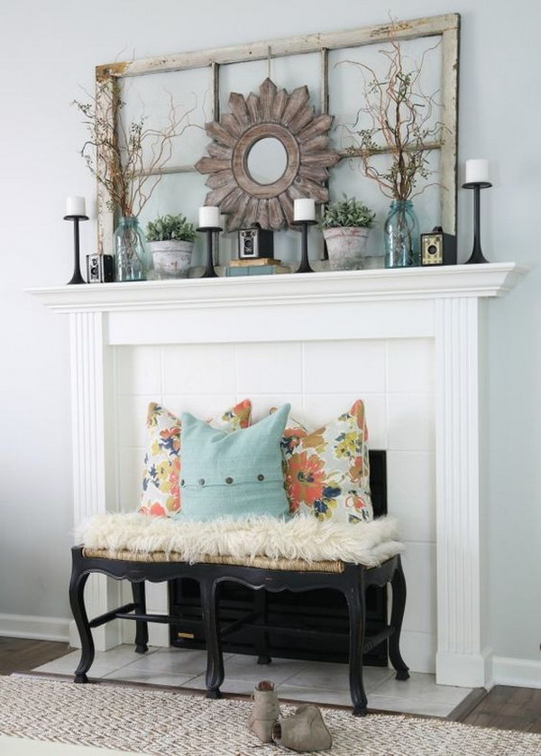 30 Pretty Rustic Living Room Ideas  Noted List