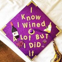 60 Awesome Graduation Cap Ideas - Noted List
