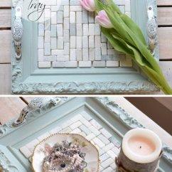 Kitchen And Bathroom Window Curtains Scraper Romantic Shabby Chic Diy Project Ideas & Tutorials - Hative