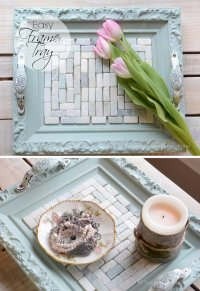 Romantic Shabby Chic DIY Project Ideas & Tutorials