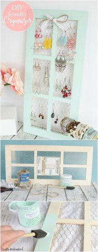 Awesome Shabby Chic Decor DIY Ideas & Projects - Noted List