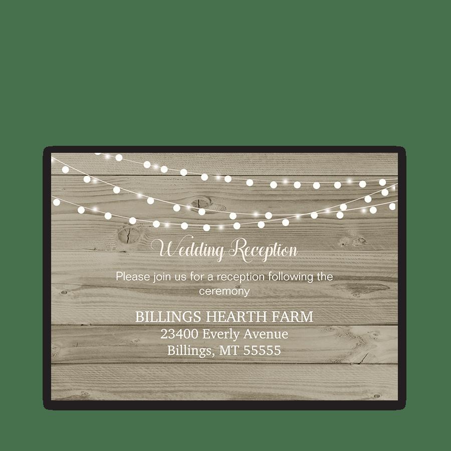 Mason Jar Wedding Invitations Rsvp Cards