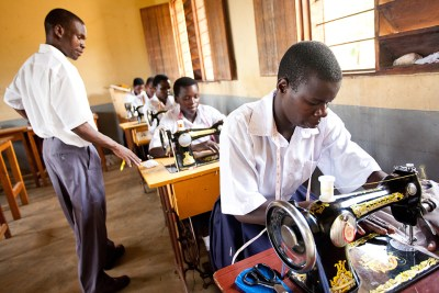 Tailoring School - Alenga, Uganda