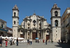 Cuba Habana Catedral de San Cristobal de La Habana