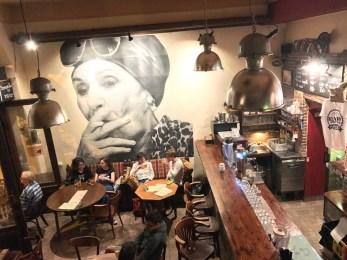Restaurante Kiado