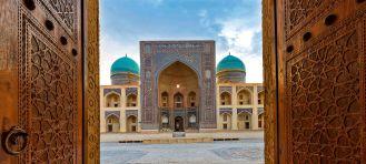 Foto de Uzbekistan