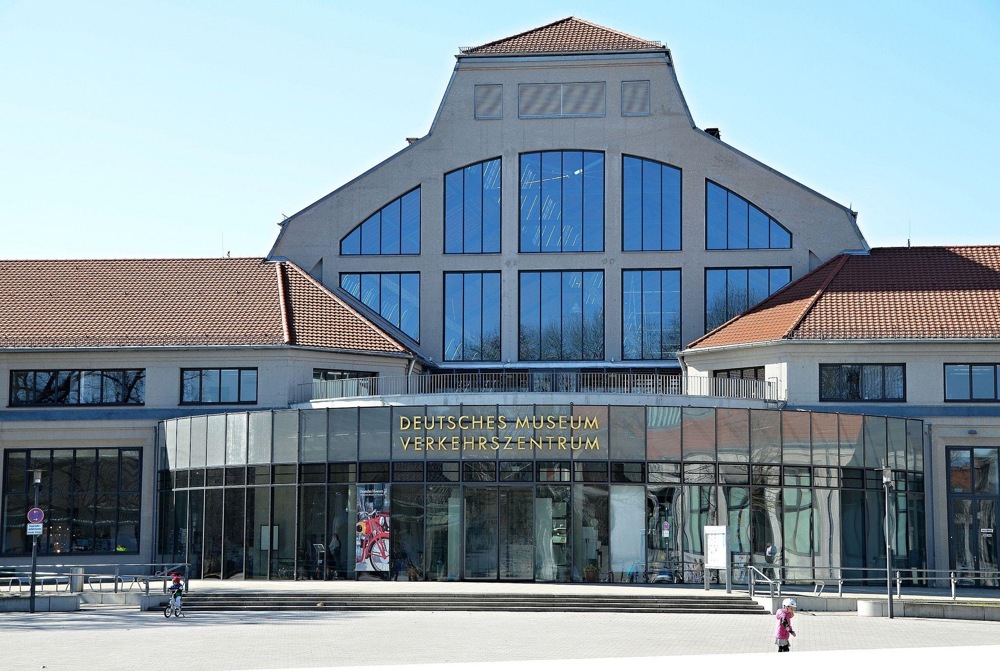Deutches Museum Munich