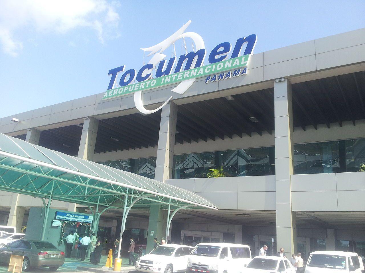 Aeropuerto de tocumen. Panamá