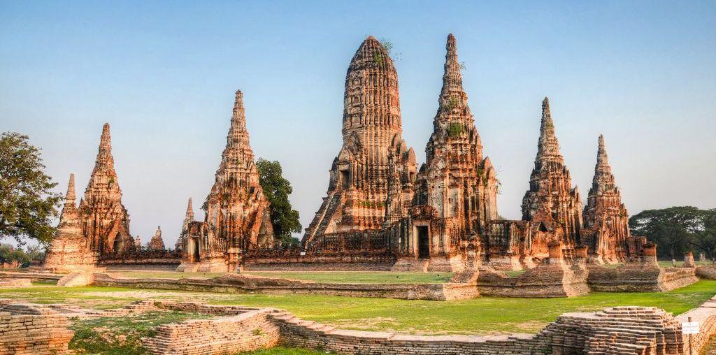 Ayutthaya, Patrimonio de la Humanidad tailandes