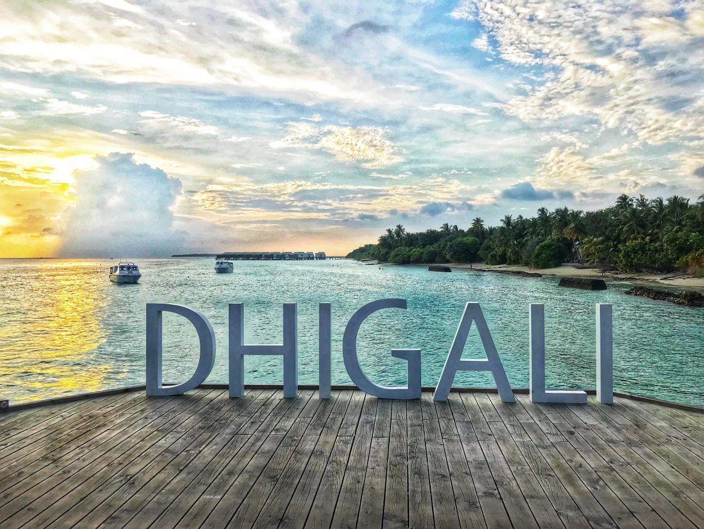 Dhigali Maldivas Hotel