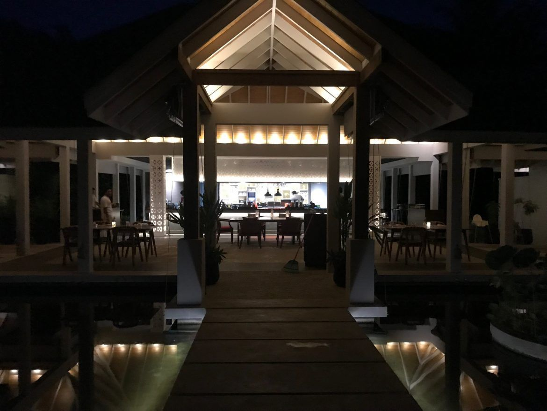 Battuta Restaurant Dhigali Maldivas