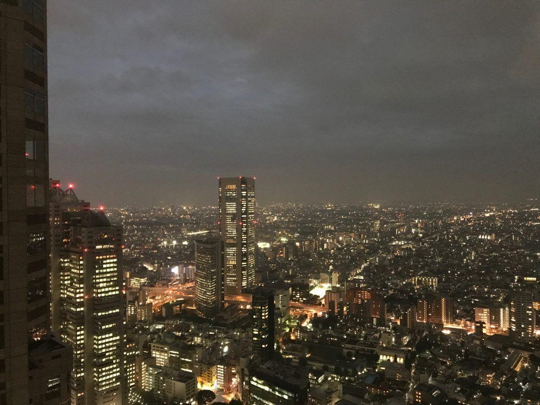 Miradores del Edificio Metropolitano, Tokio, Japón