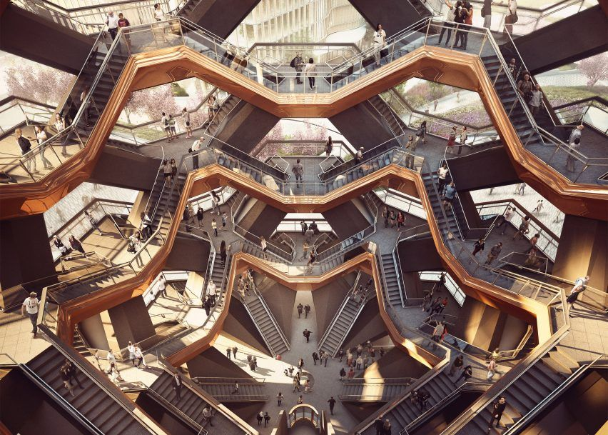New York Staircase