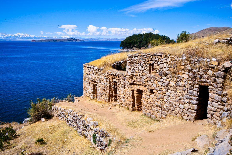 Viajar a Bolivia. isla del sol
