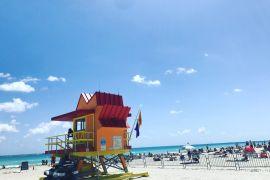 Viajar a Miami. Torre