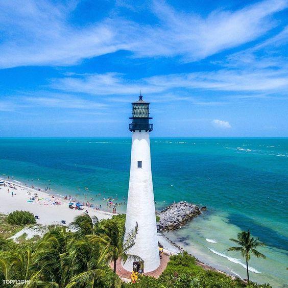 Viajar a Miami. bill baggs Miami