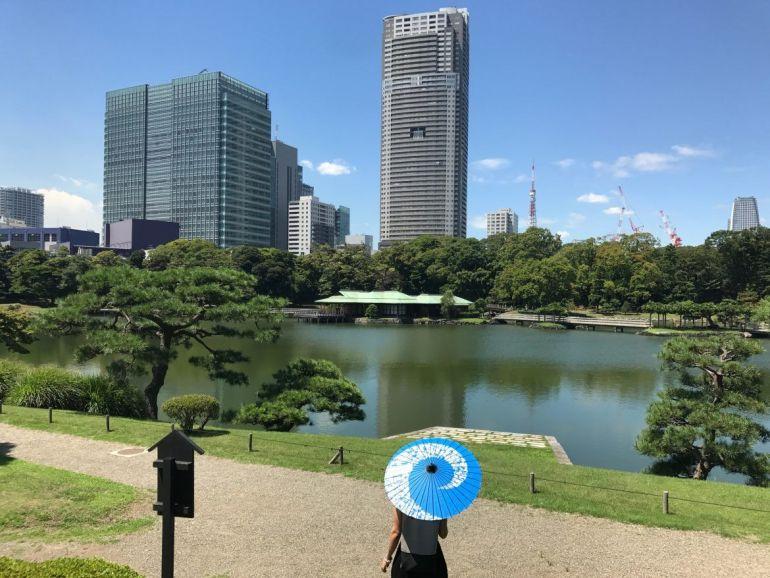 Viajar a Tokio, Principal